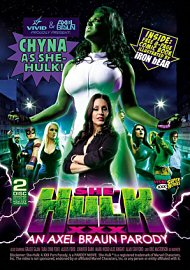 She Hulk Axel Braun Parody (2 DVD Set) (119005.21)