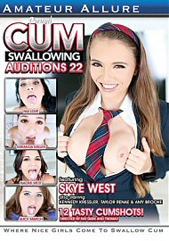 Cum Swallowing Auditions 22 (140795.6)