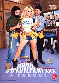 Home Improvement Xxx A Parody (only 1 Disc)- Blu-Ray (145843.1000)