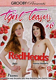 Tgirl Teasers 6: Red Heads (2017) (158862.1)