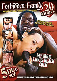 My Mom Loves Black Cock - 20 Hours (5 DVD Set) (2018) (160965.7)