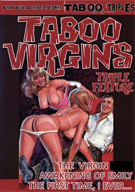Taboo Virgins Triple Feature (165176.50)
