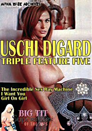 Uschi Digard Triple Feature 5 (166357.8)