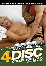 Sweet T Girl Poles Collector Pack (4 DVD Set) (2019) (176044.10)