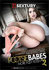 Footsie Babes: More Foot Fetish 2 (2017) (177929.7)