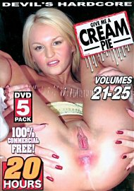 Give Me A Cream Pie Vol. 21-25 (5 DVD Set) (20 Hours) (178292.1)