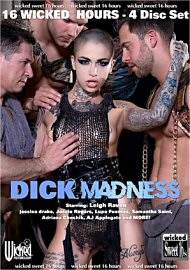 Dick Madness - 16 Hours (4 DVD Set) (2019) (184798.4)