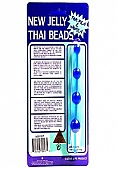 New Jelly Thai Beads (blue) (104861.4)